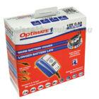 TecMate Optimate 1 akkumulátor töltő dobozban