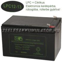 APC SLA 12V 13Ah Ciklikus zselés akkumulátor elektromos kerékpárba