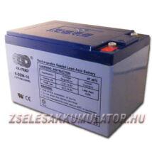 OUTDO (6-DZM-10) 12V 14Ah Ciklikus zselés akkumulátor 6-DZM-10 tip.