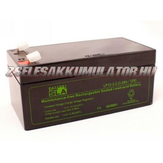 APC SLA 12V 3,2Ah Zselés akkumulátor