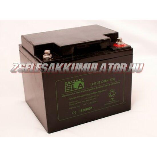 APC SLA 12V 38Ah Zselés akkumulátor
