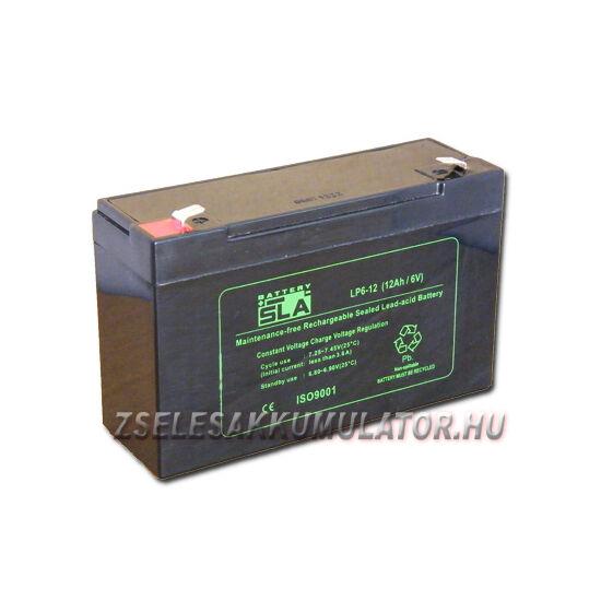 APC SLA 6V 12Ah Zselés akkumulátor