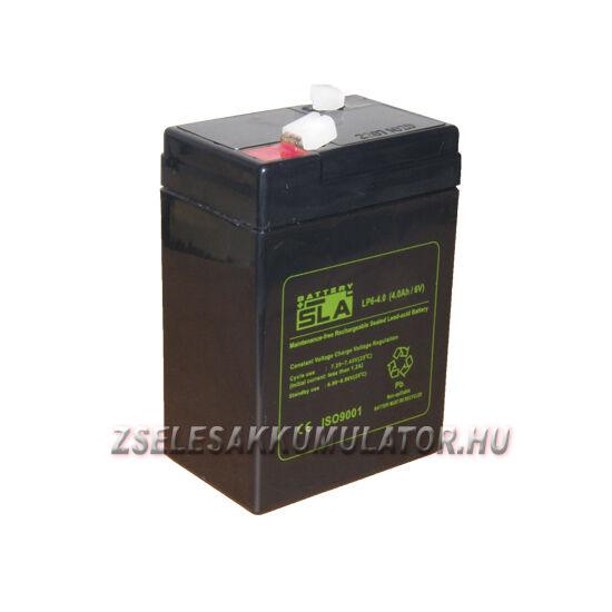 APC SLA 6V 4Ah Zselés akkumulátor