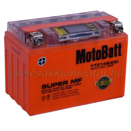 Motobatt YTZ14S-BS Igel motor akkumulátor