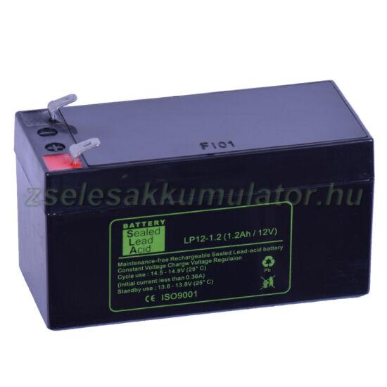APC SLA 12V 1,2Ah Zselés akkumulátor