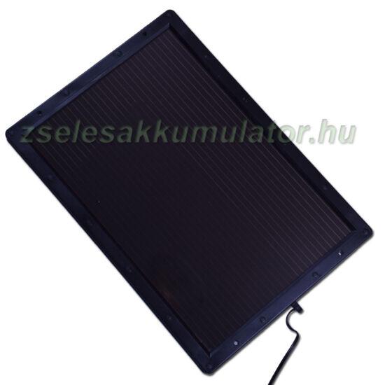 Optimate Solar napelemes töltő 12V 6W