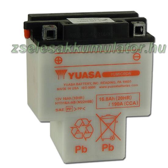 Yuasa HYB16A-AB 12V 16Ah Motor akkumulátor