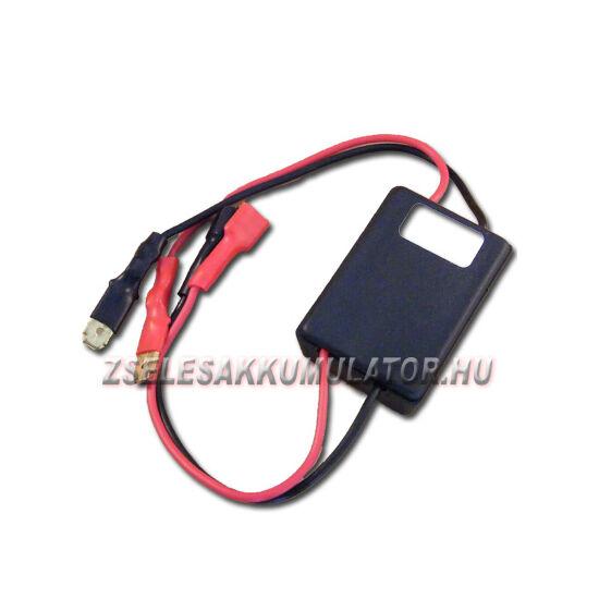 Akkumulátor védő modul, akkumulátort mélykisülés ellen védő modul
