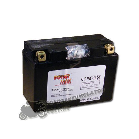 Power Max GT9B-4 12V 8Ah Motor akkumulátor
