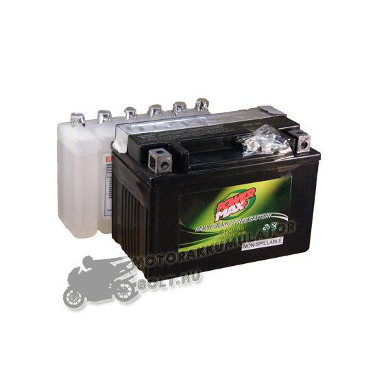 Power Max GTX9-BS 12V 8Ah Motor akkumulátor