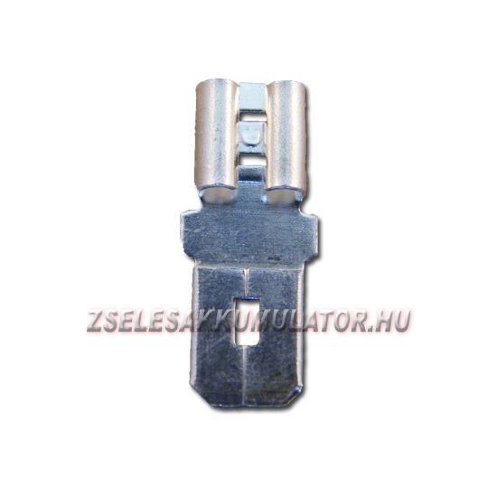 T1-T2 csúszó saru átalakító az akkumulátor sarujára