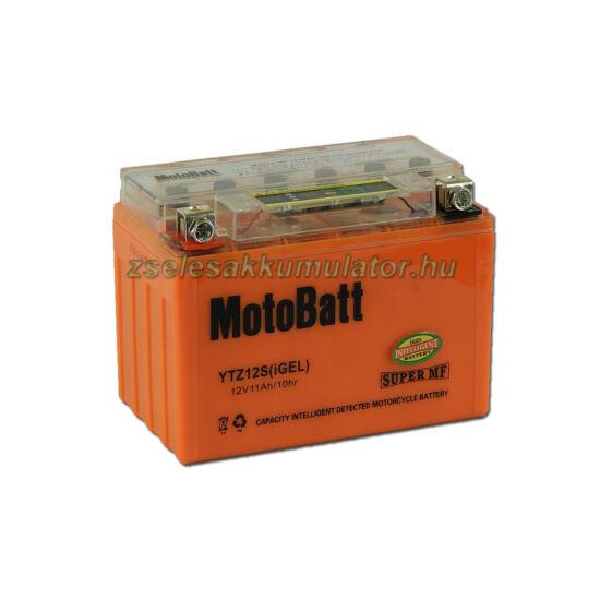 MotoBatt IGEL YTZ12-S I-GEL12V 11Ah Motor akkumulátor