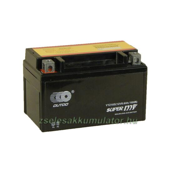OUTDO YTZ10-S 12V 8,6Ah Motor akkumulátor