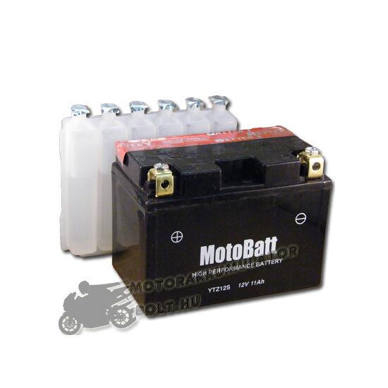 MotoBatt YTZ12-S 12V 11Ah Motor akkumulátor
