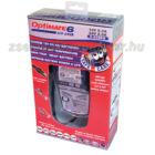 TecMate Optimate 6 12V 24V akkumulátor töltő dobozban