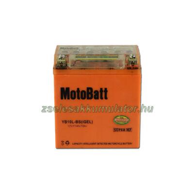 MotoBatt IGEL YB10L-BS I-GEL12V 11Ah Motor akkumulátor