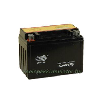 OUTDO YTZ14-S 12V 11,2Ah Motor akkumulátor