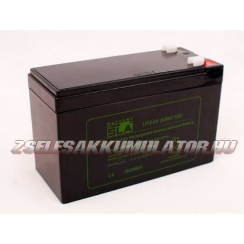 APC SLA 12V 9Ah T1 Zselés akkumulátor