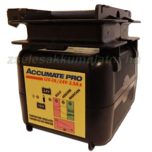 Accumate Pro akkumulátor töltő