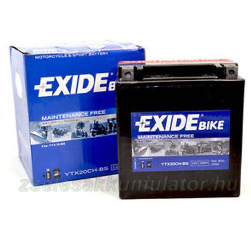 Exide YTX20CH-BS ETX20CH-Bs motor akkumulátor