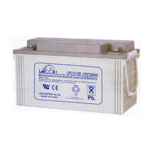 Leoch LPL12-120 12V 120Ah zselés akkumulátor
