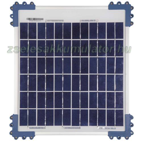 Optimate Solar 10W napelemes töltő