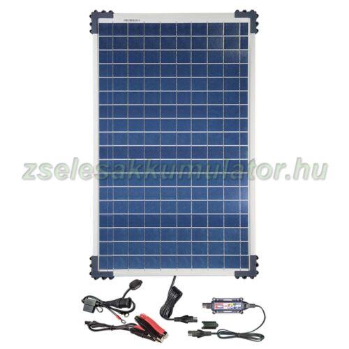 Optimate Solar 40W napelemes töltő