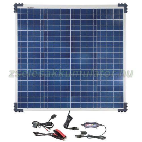 Optimate Solar 60W napelemes töltő