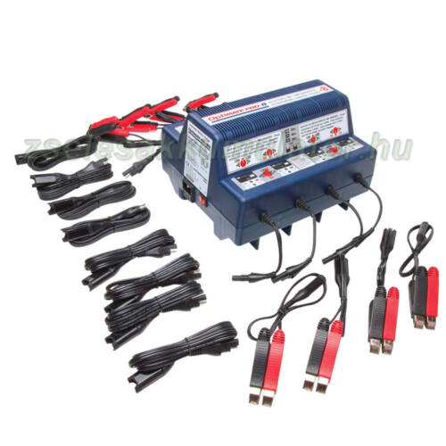 TecMate Optimate Pro 8 akkumulátor töltő