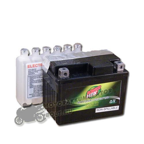 Power Max GTX4L-BS 12V 3Ah Motor akkumulátor