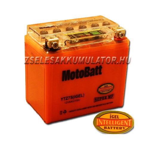 MotoBatt IGEL YTZ7-S I-GEL 12V 6Ah Motor akkumulátor