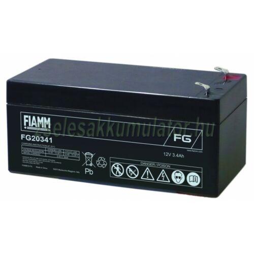 Fiamm 12V 3,4Ah FG20341