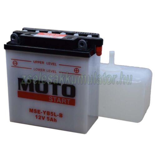 Motostart YB5L-B motor akkumulátor