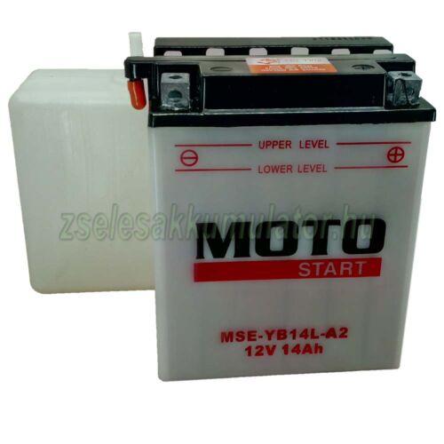 Motostart YB14L-A2 motor akkumulátor