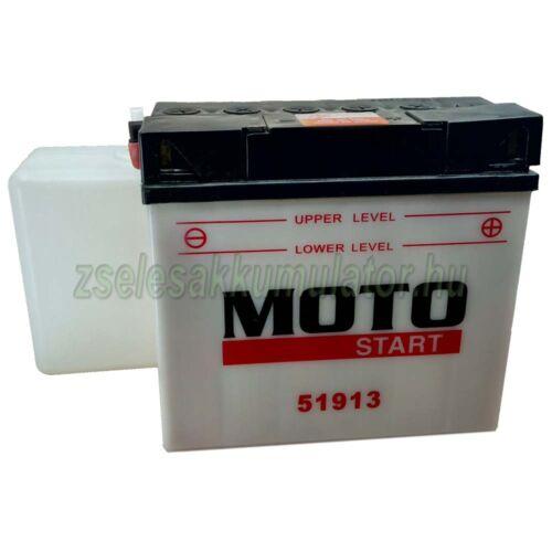 Motostart 51913 motor akumulátor