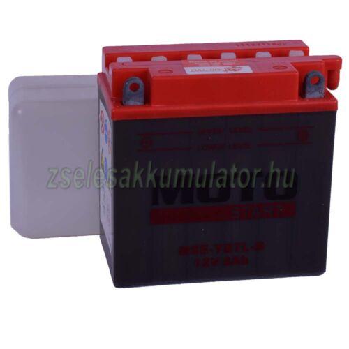 MotoStart YB7L-B 12V 8Ah Motor akkumulátor