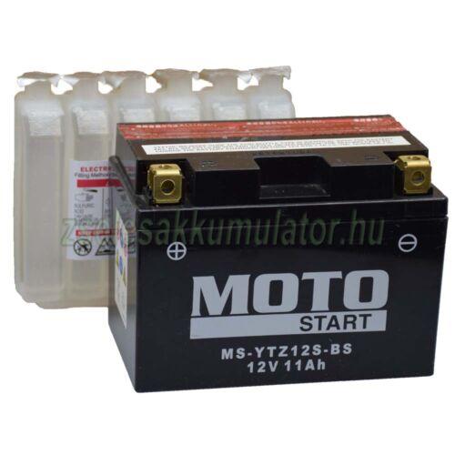 Motostart YTZ12S-BS motor akkumulátor