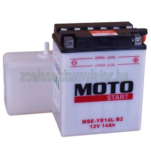 Motostart YB14L-B2 motor akkumulátor