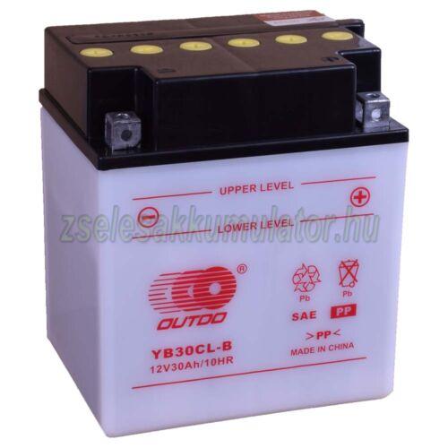 Outdo YB30CL-B motor akkumulátor