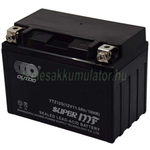 OUTDO YTZ12-S 12V 11Ah Motor akkumulátor