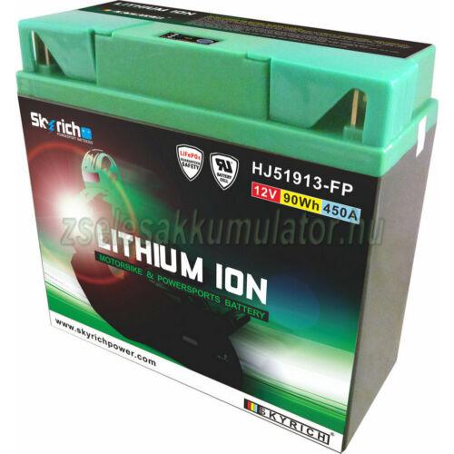 Skyrich HJ51913-FP Lítium ion motor akkumulátor