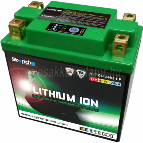Skyrich HJTX14HQ-FP Lítium ion motor akkumulátor