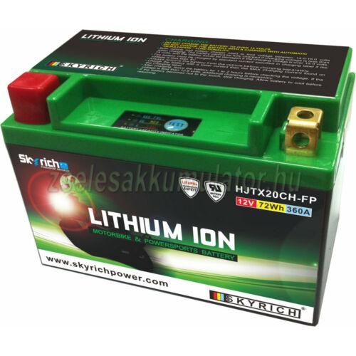 Skyrich HJTX20CH-FP Lítium ion motor akkumulátor