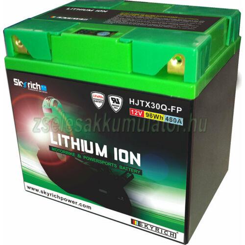 Skyrich HJTX30Q-FP Lítium ion motor akkumulátor