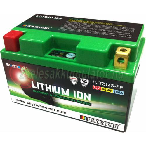 Skyrich HJTZ14S-FP Lítium ion motor akkumulátor