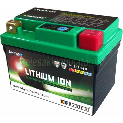 Skyrich HJTZ7S-FP Lítium ion motor akkumulátor