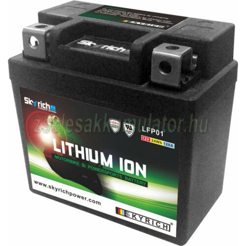 Skyrich LFP01 Lítium ion motor akkumulátor
