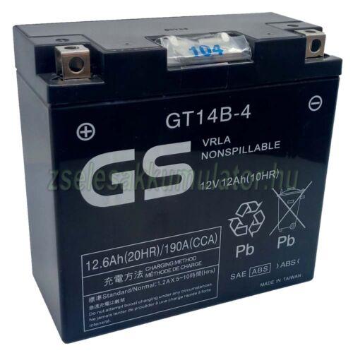 GS Yuasa YT14B-4