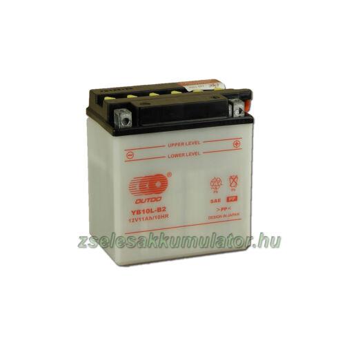 OUTDO YB10L-B2 12V 11Ah Motor akkumulátor