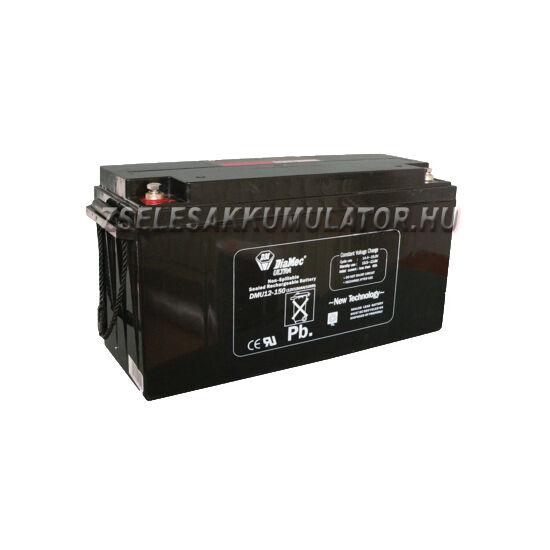 Diamec 12V 150Ah Zselés akkumulátor